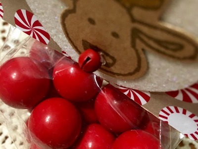 Reindeer Christmas Treat with Stampin' Up! Cookie Cutter Christmas
