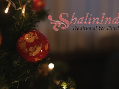 ShalinIndia Christmas Handicraft Gift Items - Snow Flakes, Ornaments, Candle Lights and more