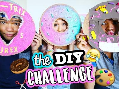 THE DIY CHALLENGE 5: LAUREX vs. DTRIX