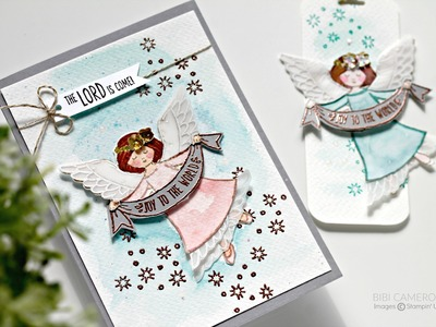 The wonder of Christmas Stamp Set by Stampin Up