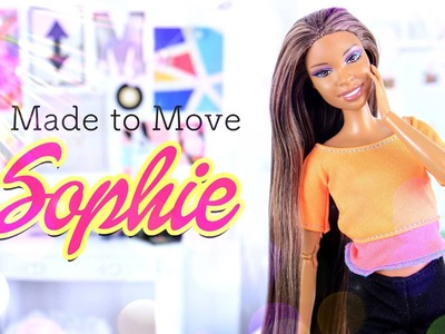 DIY - Custom Doll:  Made to Move Sophie | Plus ALL the past Sophie Dolls! - Handmade - Crafts