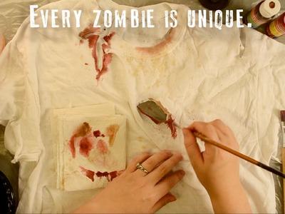 DIY Zombie Dirt & Splatter Tutorial