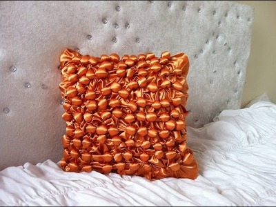 DIY Bubble cushion cover.2 ways.easy