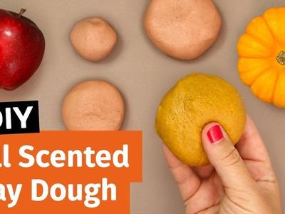 DIY Fall Scented Play Dough | Pumpkin Spice & Apple Cider - Easy No Cook Recipe | Sea Lemon