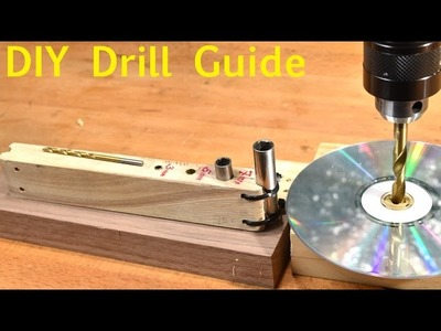 How to Drill Straight Without a Drill Press