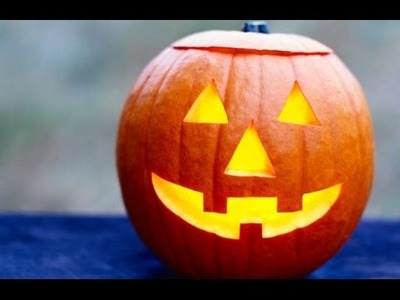 How to Make a Smoking Pumpkin