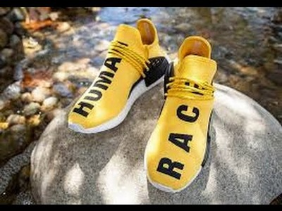 PW Human race NMD (HOW TO SPOT FAKES)(must watch)