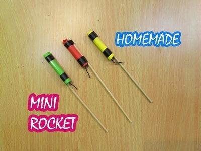 [Tutorial] how to make gun powder rocket at home, DIY