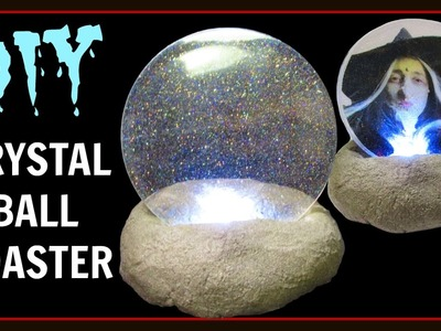 Crystal Ball Coasters | DIY Project | Another Coaster Friday | Craft Klatch | How To | Halloween
