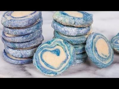 DIY Easy Geode Cookies