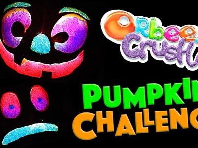 Orbeez Crush DIY Filled Pumpkin Challenge | Official Orbeez