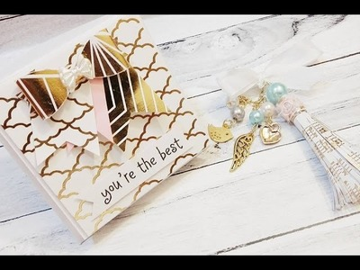 PAPER TASSEL AND NOTE CARD SWAP - CLOSED - ACCEPTING ANGELS!!