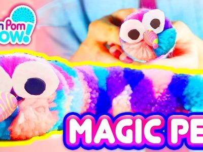 Pom Pom Wow Magic Pet DIY | Official PomPom Wow