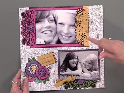Spring Look: Edgeable Cutting Dies - Paper Wishes Weekly Webisodes