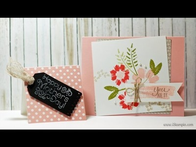 Stampin' Up! Paper Pumpkin - April 2016