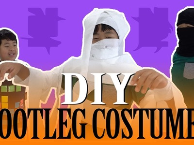 3 Bootleg Halloween Costume DIY Ideas for October | ASKVINCENT