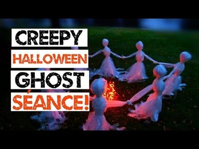 Creepy Halloween Ghost Seance! - DIY Halloween Decoration