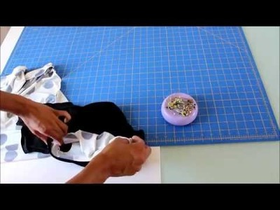 HOW TO MAKE A MAXI SKIRT EASY with linning Meeshatv Replay