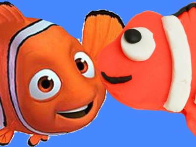 How to Make Play Doh Nemo!