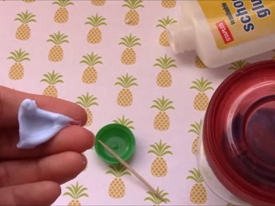 How to make slime without borax, liquid starch, eye drops, and contact lense solution!