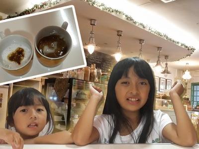 How To Make Vanila Latte Slime And Chocolate Slime