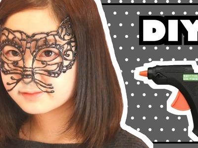 2 easy DIY Halloween crafts | glue gun craft