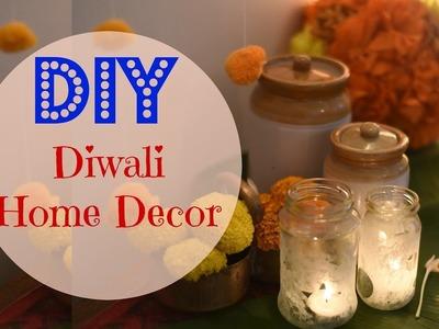 DIY Diwali Home Decor. Indian Wedding Decor Ideas