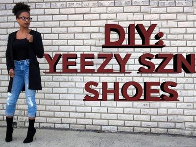 DIY: Kanye West Yeezy Shoes Season 4