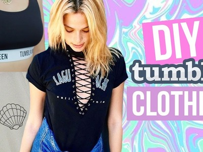 DIY Tumblr Trendy Fall Fashion | Dana Jean