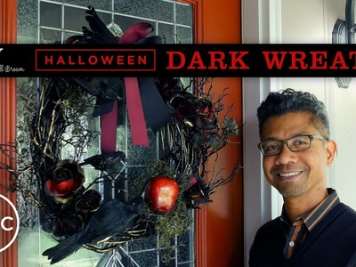 Halloween Wreath | DIY with Will Brown