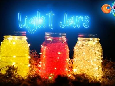 Orbeez DIY How to Make Light Jars | Official Orbeez
