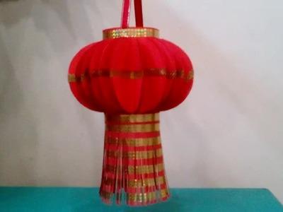 Paper lantern for Diwali
