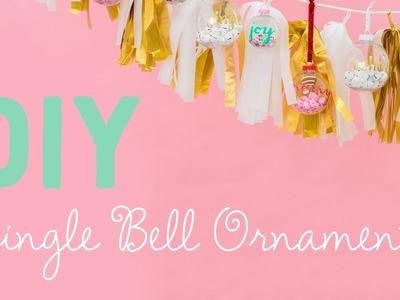 DIY Jingle Bell Ornament