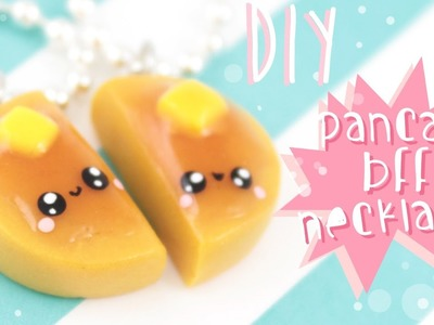 ♡ DIY PANCAKE Cute FRIENDSHIP Charms! ♡ | Kawaii Friday