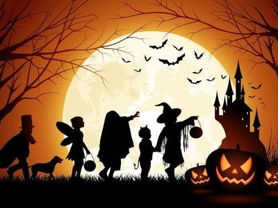 Do It Yourself - 6 Cool  & Creepy DIY Handmade Halloween Decoration - Ad Homane