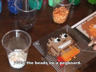 (Growtopia) How to make Seth and Hamumu with Iron beads