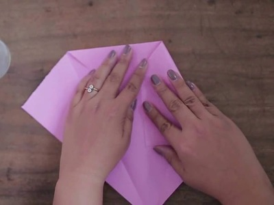 How to DIY Paper Trays | Homemade Paper Trays | StyleIndi | Indi In The City