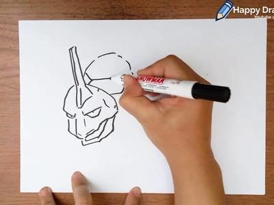 How to Draw Pokemon Onix Step by Step