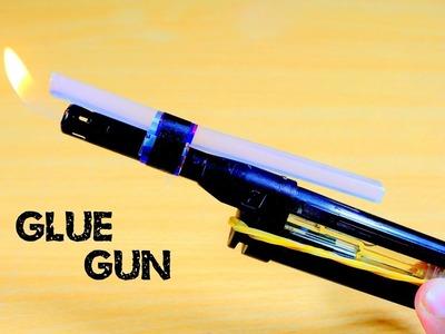 How to Make a Hot Glue Gun at home
