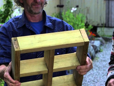 How to make an insect hotel - by ARNE&CARLOS