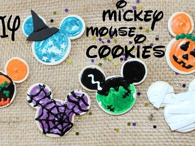 Mickey Mouse Doll Cookies | DIY American Girl Doll Crafts