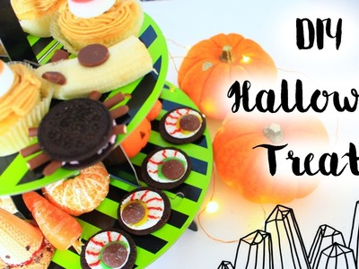 ▲DIY Halloween Treats | Hallowaoife▼