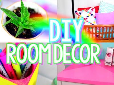 DIY Room Decor & Organization for Teens!