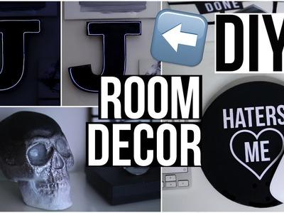 DIY Tumblr Room Decor 2016!! Diy Tumblr Desk Decor!