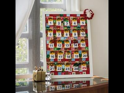 Canvas Project: Christmas Advent Calendar