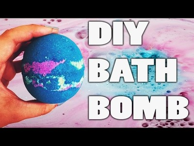 DIY: How To Make The Perfect Bath Bomb