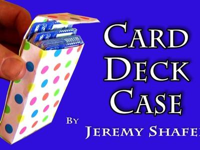 Card Deck Case (no music)