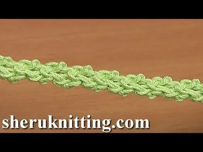 Crochet Cord How to Tutorial 105