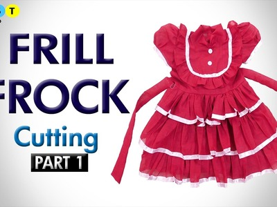 Frill Frock- Cutting (Part 1 of 2)