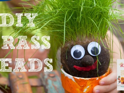 How to Make a Grass Head